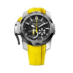 Graham chronofighter prodive watch
