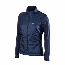 Falke Ladies GO hybrid jacket in navy