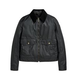 Men's jacket in black by Belstaff at Wertheim Village