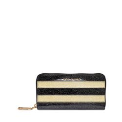 Marc Jacobs, Black and gold wallet