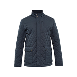 Quilted Three Pocket Jacket