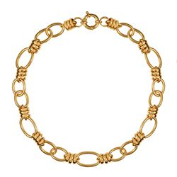 Golden bracelet Aristocrazy