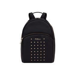 Furla Black Medium Frida Backpack