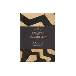 Breakfast at the Wolseley book