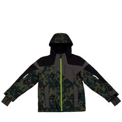 Children's jacket in camouflage by Brand Academy at Ingolstadt Village