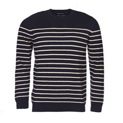 Current Stripe Navy