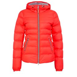 Women's jacket in orange