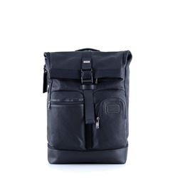 Backpack in Black by Tumi at Wertheim Village