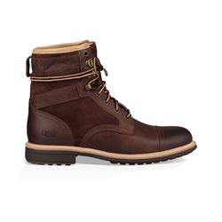 UGG Men's Brown Grizzly Magnusson Boot