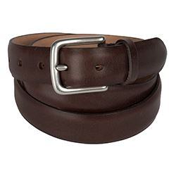 Hackett - Brown leather belt