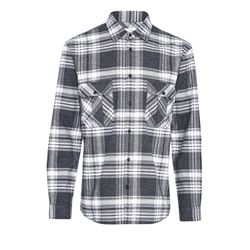 Dundry Wool Rich Flannel Check Shirt