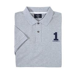 Polo Classic 1 gris Hackett