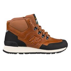 Bota alta marrón New Balance