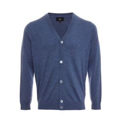 Dunhill Blue Cardigan from Bicester Village