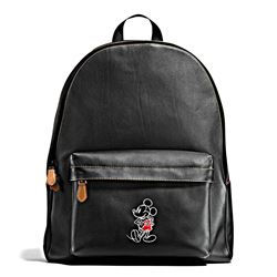 Herren-Rucksack 'Charles featuring Mickey' von Coach in Wertheim Village