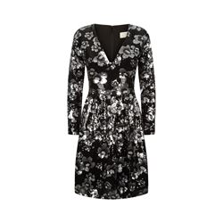 Michael Kors Floral Sequin Dress