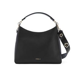 Furla onyx Gisele M Hobo from Bicester Village