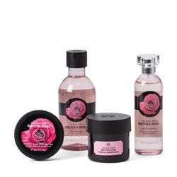 Geschenkbox British Rose von The Body Shop in Wertheim Village