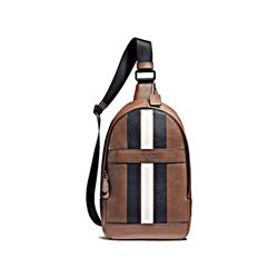 Coach Charles Pack In Pieced Varsity Stripe