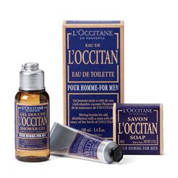 Geschenkbox for Men von L'Occitane en Provence in Wertheim Village