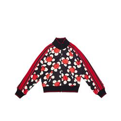 Red Daisy jacket