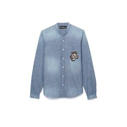 The Kooples Denim shirt with detail