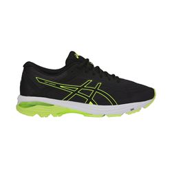 ASICS Victoria Black/Safety Yello Men's GT-1000 6 Sneaker