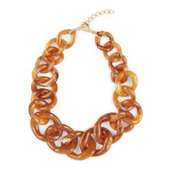 Jaeger Amber necklace