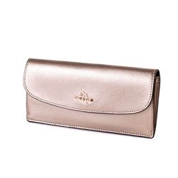 Coach platinum wallet