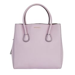 Bag in rose by Coccinelle at Ingolstadt Village