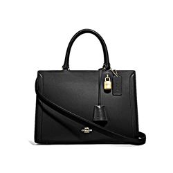 Leather Zoe Carryall