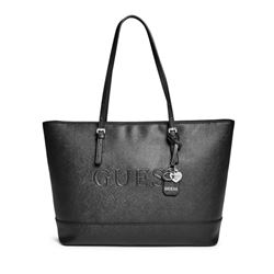 Guess Chandler tote bag in black