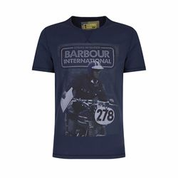 Barbour Men's B.Intl control tee