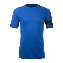 Hackett Neon Blue Hktp Relax Tee from Bicester Village
