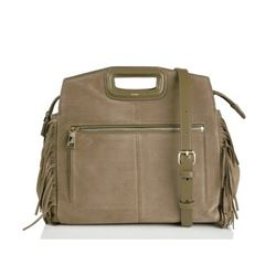 Bolso beige Sable