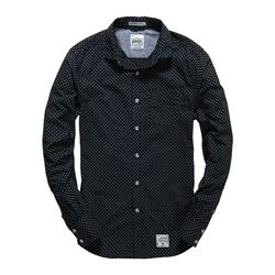 Laundered cut collar shirt, Superdry
