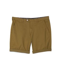 Short marron homme