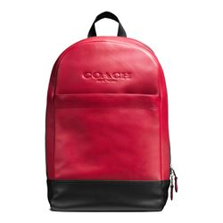 Charles Slim Backpack In Sport Calf