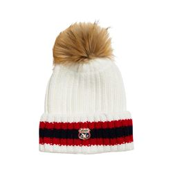 Superdry  Womens aimee ribbed beanie from Bicester Village