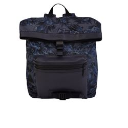 Men's backpack in navy by Coach at Wertheim Village