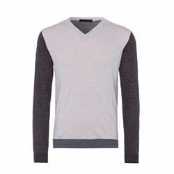 Falke Colour block sweater