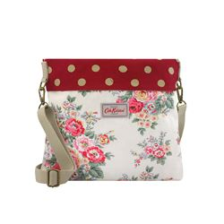 Cath Kidston  Reversible candy flower day bag from Bicester Village