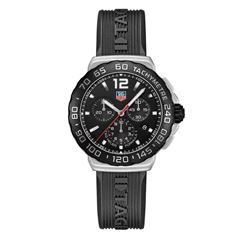 Tag Heuer Men's watch in black at Wertheim Village