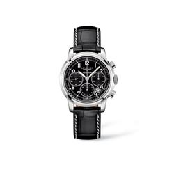 Longines Saint Imier watch at Hour Passion