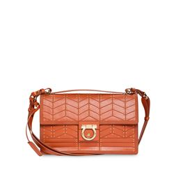 Salvatore Ferragamo, Brown Aileen bag