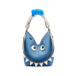 Blue Mini Creature Bag