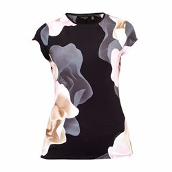 Ted Baker Tarlia porcelain rose fitted tee