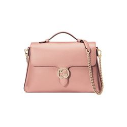 Gucci soft pink Interlocking bag