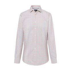 Hackett heren Tattersall check cotton shirt