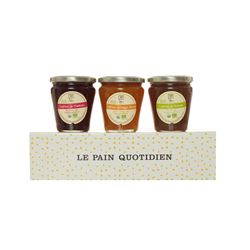 Three jam gift set